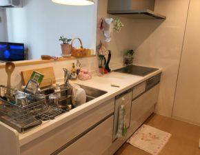 上質なキッチンにリフォーム! LIXIL アレスタ 設置写真