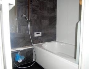 水周りリフォームで生まれ変わりました!キッチン・お風呂・トイレのフルリフォーム パナソニック リビングステーションV LIXIL アライズシリーズ 設置写真