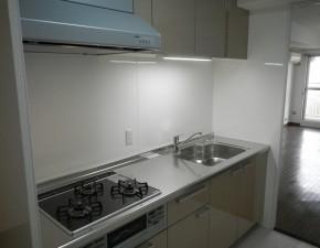 スッキリ多機能で嬉しい!キッチン・バス・洗面化粧台リフォーム H様邸 設置写真