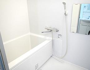 シンプルなのに多機能! 水回りリフォーム TOTO WHシリーズ 設置写真
