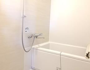 省スペースに最適なコンパクトバスルーム TOTO WHシリーズ 設置写真