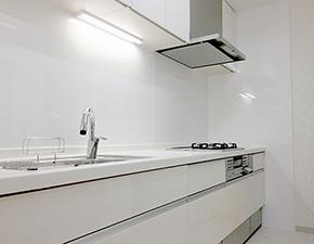 3516まるで新築のようなキッチンになりました! キッチンリフォーム LIXIL シエラ