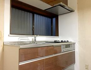 思い通りの使い勝手が良いキッチンに LIXIL シエラ 設置写真