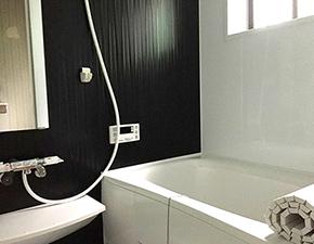 断然使いやすくなったバスルーム パナソニック FZシリーズ 設置写真