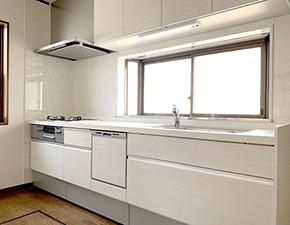 3765戸建て住宅のキッチン&ユニットバスリフォームです♪ LIXIL シエラ TOTO サザナ