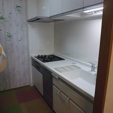 T様邸 キッチンリフォーム パナソニック リフォムス 設置写真