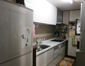 収納たっぷりのキッチン・保温バスタブの浴室にリフォーム! TOTO サザナ 設置写真