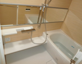 H様邸 浴室・洗面化粧室・給湯器取替工事 TOTO WF 設置写真