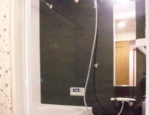 ユニットバス・トイレ交換工事 パナソニック FZ 設置写真